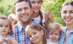 Многодетная семья в кемеровской области в 2019 году